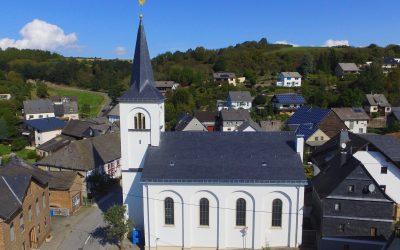 Kirche Mengerschied